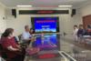 北京青年政治學院圖書館舉辦公共場所安全培訓講座