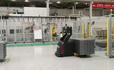 歐鎧重型堆垛舉升式激光叉車AGV可舉升1噸7米