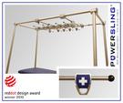德国POWER-SLING多点多轴悬吊系统