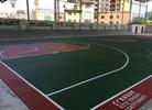广西硅PU塑胶网球场每平方米多少钱 包工包料
