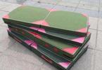 体操垫  折叠体操垫 跳高海绵包   迷彩体操垫  北京体操垫生产厂家 河北体操垫厂价批发