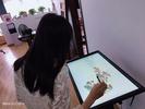 唯唐32寸家用数字国画台/智能国画台/国画桌/绘画桌/国画机