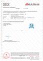 苏州昱创流体科技有限公司高质量通过SGS现场审核