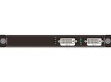 RENSTRON单卡2路4图层DVI拼接输出卡FSP-D-O2混插板卡LED视频处理器大屏液晶拼接控制器
