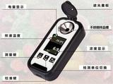 亞歐手持式氨水數顯濃度儀 氨水濃度儀 ?DP-AS3