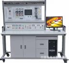 网络型PLC可编程控制器/变频调速及电气控制实验装置(PLC、变频器、触摸屏、电气控制)
