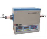1700℃双温区高温真空管式炉GSL-1700X-Ⅱ