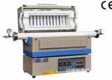 OTF-1500X-III 三温区开启式管式炉