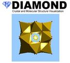 Diamond 晶体结构可视化软件
