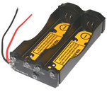 1S2P 18650 Battery Holder电池盒