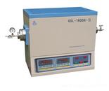 1600℃双温区高温真空管式炉GSL-1600X-Ⅱ