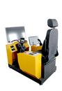 汽车式起重机工程机械培训教学模拟设备/模拟器模拟教学设备