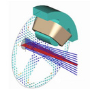 INDUCTO 2D 二维电磁与热求解器