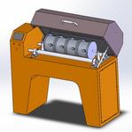集料微型狄法尔法磨耗试验仪