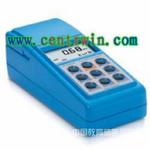 高精度浊度仪/余氯测定仪/总氯测定仪/浊度测定仪 意大利 型号:CEN-HI93414