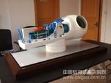 风力发电演示模型