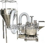 715S台湾弘荃超微粉碎机水冷型空气分离式磨粉机
