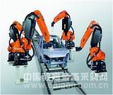噴涂機器人工作站