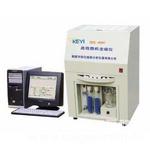 DL-8000型高效微机定硫仪的生产厂家鹤壁科仪煤质分析仪器有限公司