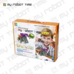 韩端兴发娱乐机器人套件My robot time1早教智能玩具/拼装益智玩具