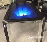 安信思拓智能升降触摸桌 55英寸超高清分辨率
