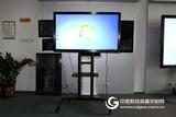 莱斯威顿55寸幼儿园多媒体教学一体机触摸一体机教学白板