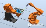 机器人焊接工作站 焊接机器人教学设备