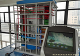 《循环流化床锅炉》模拟模型及多媒体软件装置