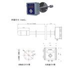 阻容法湿度仪 电容法烟气湿度计