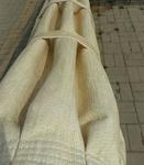 1吨生物质锅炉覆膜氟美斯除尘布袋达标案例