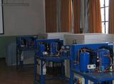 冷庫(制冷系統)訓練設備