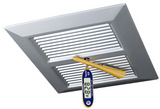 11061 Flashcheck 自動校準工業用數字溫度計