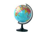直径14.16cm平面政区地球仪