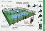 速达(sport-tech)组装式围网系统