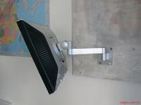 挂壁式伸缩显示器支架