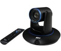 圆展AVer PTC500S超大广角多场景 视频会议录播教学专用 1080P高清30倍光学变焦网络全景追踪摄像机