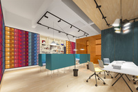 八爪鱼空间设计/智慧创客教室/创客实验室