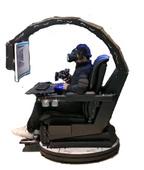 北京五二五VR心理调适舱WEW-VR-01VR心理放松调适
