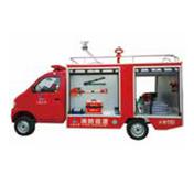 多功能电动微型消防车
