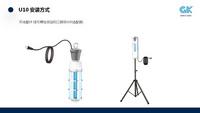 校园紫外线安全消毒灯-80W