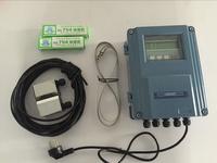 管道满管流量测量固定式超声波流量计