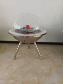 地理科学探究实验室方案 地理实验室仪器 中学地理科普展品 地理器材 飞碟式三球仪