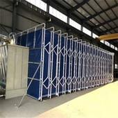 环保移动伸缩房的结构特点与用途