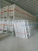 广西百色学生铁架床方管圆头铁架床拆装上下铺铁架床工厂定制