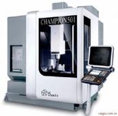 CP501小型五轴5联动加工中心(教学加工经典)