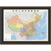 天朗紫微供应高清中国地图|语音地图|MPR挂图