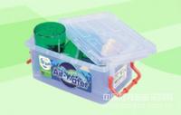 智高玩具 智多美 氣壓水動系列 水磨機 水力發電科學實驗 益智玩具