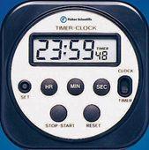 进口计时器Fisher Traceable认证 记忆功能计时器 ABS耐受性外壳