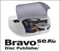 Bravo SE-3 蓝光光盘刻录打印机