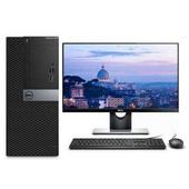 戴尔(DELL) OptiPlex 7050MT酷睿4核I5-7500商用台式电脑 2G独立R5340 AMD显卡
